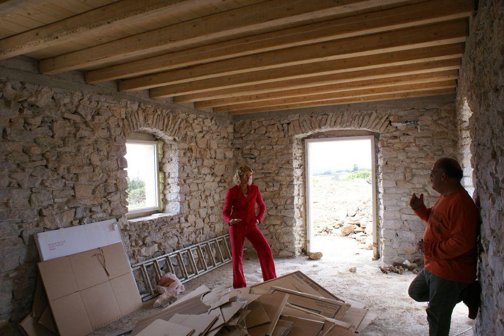 Bakstenen Binnenmuur Behandelen : Stenen binnenmuur elegant good snelbouw stenen bakstenen